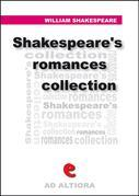 Shakespeare's Romances Collection