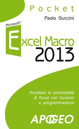 Excel macro 2013