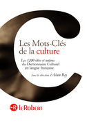 Les Mots-Cls de la culture