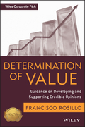Determination of Value: Appraisal Guidance on Developing and Supporting a Credible Opinion