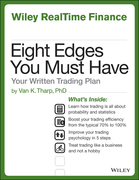 Eight Edges You Must Have: Your Written Trading Plan