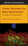 Cluster Secondary Ion Mass Spectrometry: Principles and Applications