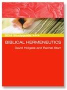 SCM Studyguide Biblical Hermeneutics