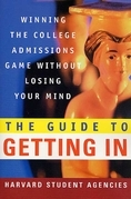 The Guide to Getting In