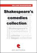 Shakespeare's Comedies Collection