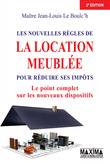 Les nouvelles rgles de la location meuble pour rduire ses impts