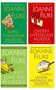 Apple Turnover Murder Bundle with Key Lime Pie Murder, Cherry Cheesecake Murder, Lemon Meringue Pie Murder, and an EXTENDED excerpt of Devil's Food Ca