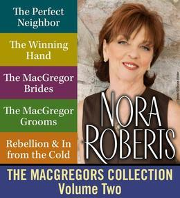 Nora Roberts' MacGregors Collection: Volume 2