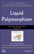 Advances in Chemical Physics, Liquid Polymorphism