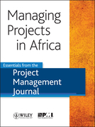 Managing Projects in Africa: Essentials from the Project Management Journal