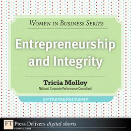 Entrepreneurship and Integrity