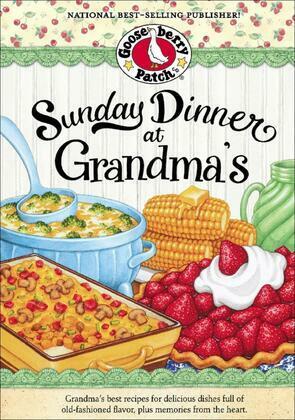Sunday Dinner at Grandma's Cookbook