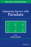 Improving Surveys with Paradata: Analytic Uses of Process Information