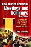 How to Plan and Book Meetings and Seminars