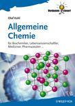 Allgemeine Chemie: Fur Biochemiker Lebenswissenschaftler, Mediziner, Pharmazeuten...