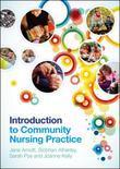 Introduction To Community Nursing Practice