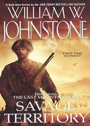Matt Jensen, The Last Mountain Man #4