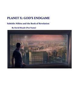 Planet X - God's Endgame