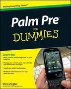 Palm Pre For Dummies