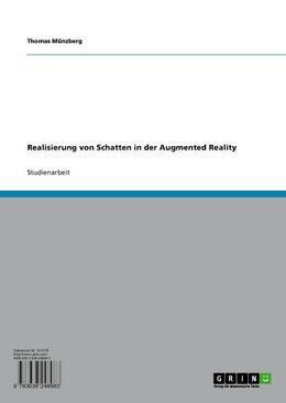 Realisierung von Schatten in der Augmented Reality