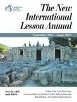 The New International Lesson Annual 2013-2014: September 2013-August 2014
