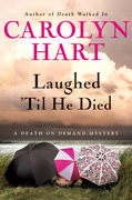 Laughed 'Til He Died: A Death on Demand Mystery