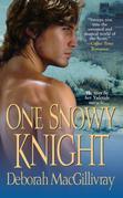 One Snowy Knight
