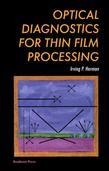 Optical Diagnostics for Thin Film Processing