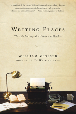 Writing Places