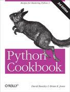 Python Cookbook