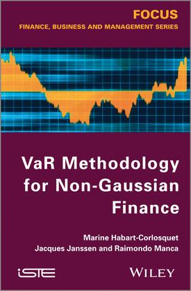 VaR Methodology for Non-Gaussian Finance