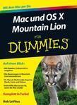 Mac und OS Mountain Lion fur Dummies