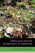 Plant and Animal Endemism in California