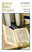 Adult Bible Studies Student Book Summer 2013 - Regular Print Edition
