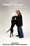 Forever Home...: Dog Training 101 & How To Be A Better Shelter Volunteer