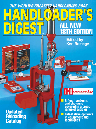 Handloader's Digest: The World's Greatest Handloading Book