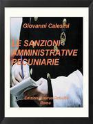 Le sanzioni amministrative pecuniarie