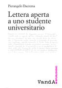 Lettera aperta a uno studente universitario