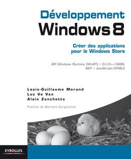 Développement Windows 8 - Créer des applications pour le Windows Store