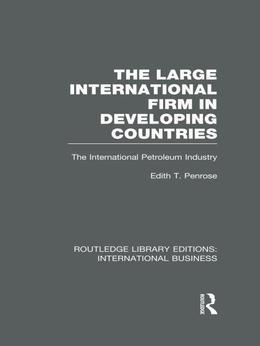 The Large International Firm (RLE International Business)