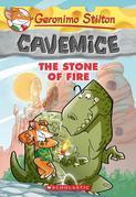 Geronimo Stilton - Geronimo Stilton Cavemice #1: The Stone of Fire