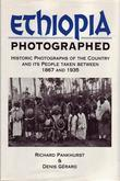 Ethiopia Photographed: Historic Photographs of the Country and its People Taken Between 1867 and 1935