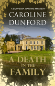 A Death in the Family: A Euphemia Martins Mystery