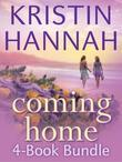 Kristin Hannah's Coming Home 4-Book Bundle: On Mystic Lake, Summer Island, Distant Shores, Home Again
