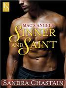 Mac's Angels: Sinner and Saint: A Loveswept Classic Romance