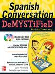 Spanish Conversation Demystified Book