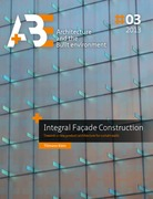 Integral Facade Construction