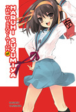 The Dissociation of Haruhi Suzumiya