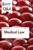 Q&A Medical Law 2013-2014