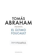 El último Foucault